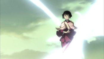 Кадр 3 аниме Бездомный бог