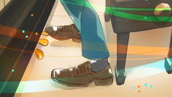 Кадр 3 аниме Твоя апрельская ложь