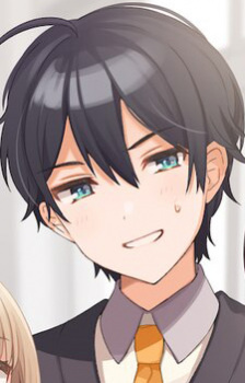 Аниме персонаж Суэхару Мару