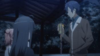 Кадр 0 аниме Как и ожидалось, моя школьная романтическая жизнь не удалась 3