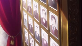 Кадр 1 аниме Госпожа Кагуя: в любви как на войне
