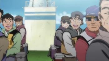 Кадр 3 аниме Первый шаг: Новый вызов