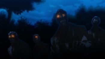 Кадр 3 аниме Хеллсинг OVA