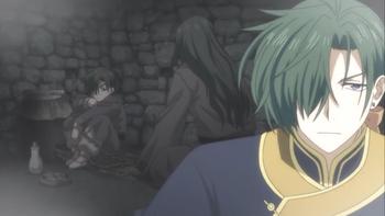 Кадр 2 аниме Йона на заре OVA