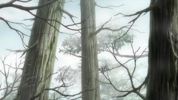 Кадр 3 аниме Мастер муси: Следующая глава — Тернистый путь