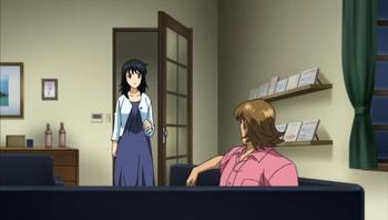 Кадр 2 аниме Мэйджор: Мировая серия