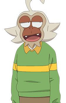 Аниме персонаж Какихана