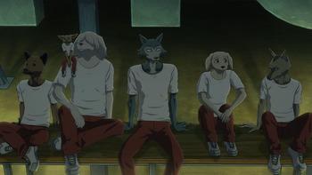 Кадр 0 аниме Выдающиеся звери 2