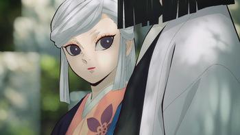 Кадр 1 аниме Клинок, рассекающий демонов: Бесконечный поезд
