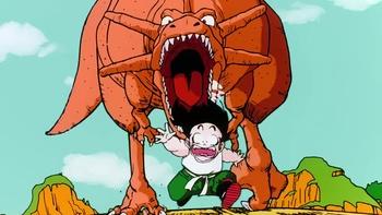 Кадр 1 аниме Драконий жемчуг Зет