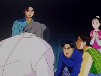 Кадр 2 аниме Дело ведёт юный детектив Киндаити