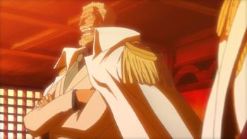 Кадр 3 аниме Ван-Пис: Жестокий мир