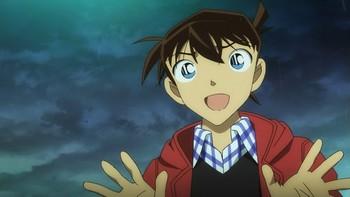 Кадр 3 аниме Детектив Конан: Первый эпизод —  Уменьшившийся великий детектив