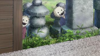 Кадр 2 аниме Тетрадь дружбы Нацумэ 6