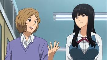 Кадр 2 аниме Скет Данс OVA