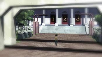 Кадр 2 аниме Моя геройская академия 3
