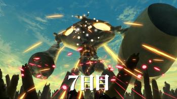 Кадр 0 аниме Гуррен-Лаганн: Звёздный свет