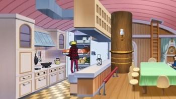 Кадр 0 аниме Ван-Пис: Эпизод Мерри — История об ещё одном накаме