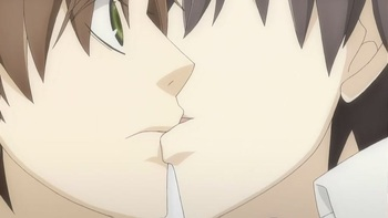 Кадр 2 аниме Лучшая в мире первая любовь OVA