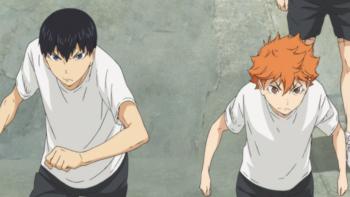 Кадр 1 аниме Волейбол!! Битва концепций