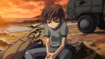 Кадр 3 аниме Код Гиас: Восставший Лелуш