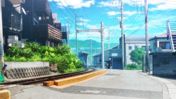 Кадр 2 аниме Скрытые вещи