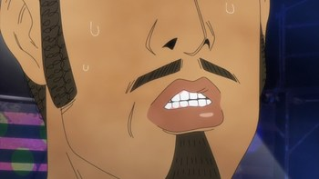 Кадр 3 аниме Трапеция