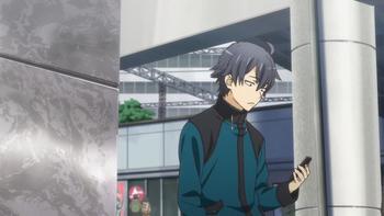 Кадр 1 аниме Как и ожидалось, моя школьная романтическая жизнь не удалась 2 OVA