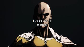 Кадр 3 аниме Ванпанчмен