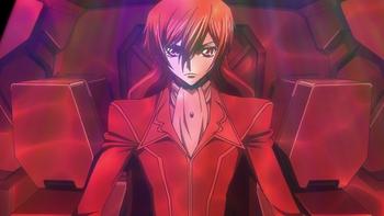 Кадр 3 аниме Код Гиас: Восставший Лелуш — Император
