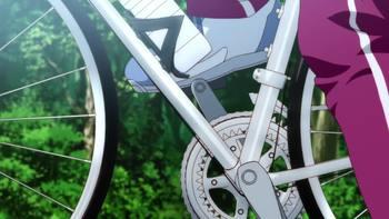 Кадр 0 аниме Трусливый велосипедист