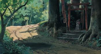 Кадр 3 аниме Мой сосед Тоторо