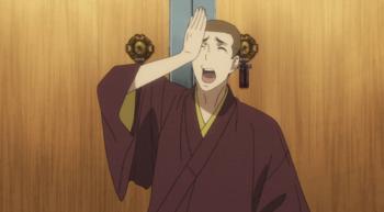 Кадр 3 аниме Сёва-Гэнроку: Двойное самоубийство по ракуго 2