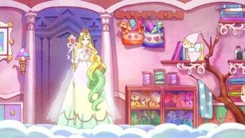 Кадр 2 аниме Мяу, исполняющая мечты