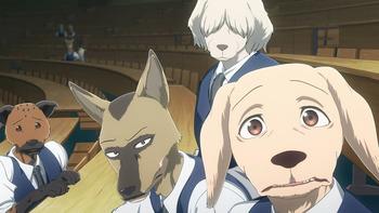 Кадр 3 аниме Выдающиеся звери 2