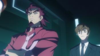 Кадр 2 аниме Песня боевых принцесс: Мехасимфония 5