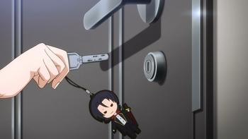 Кадр 3 аниме Так сложно любить отаку