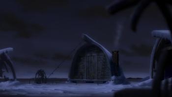 Кадр 3 аниме Для тебя, Бессмертный