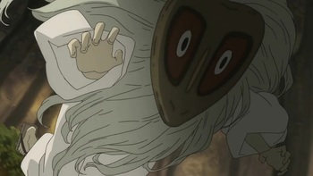 Кадр 0 аниме Тетрадь дружбы Нацумэ 4