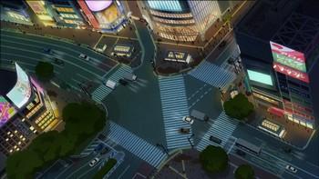 Кадр 1 аниме Случайное такси