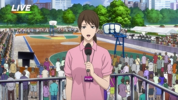 Кадр 0 аниме Баскетбол Куроко: Последняя игра