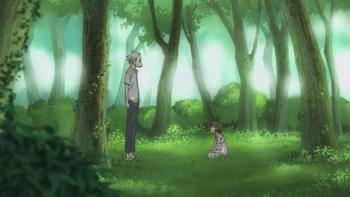 Кадр 3 аниме В лес, где мерцают светлячки