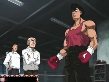 Кадр 2 аниме Первый шаг: Специальный эпизод
