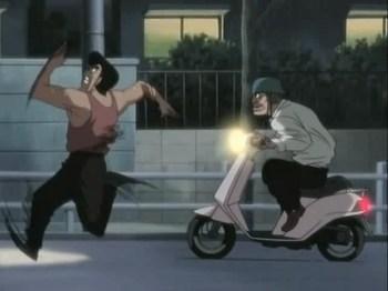 Кадр 3 аниме Первый шаг: Специальный эпизод