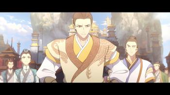 Кадр 1 аниме Благословение небожителей