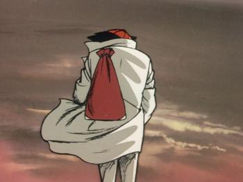 Кадр 0 аниме Завтрашний Джо