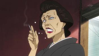 Кадр 3 аниме Гинтама 4