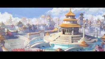 Кадр 2 аниме Благословение небожителей
