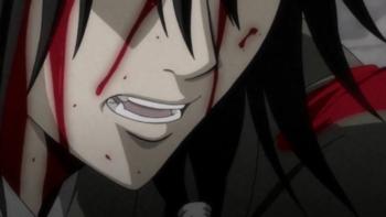 Кадр 2 аниме Гинтама: Рождение Белого Демона