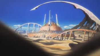 Кадр 3 аниме Хроника крыльев